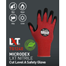 additional image for TG1240 MicroDex LXT Nitrile Glove