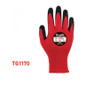 additional image for TG1170 X-Dura Flat Nitrile Glove