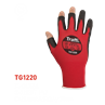 additional image for TG1220 X-Dura 3 Digit PU Glove