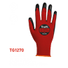 additional image for TG1270 X-Dura Flat Nitrile Glove