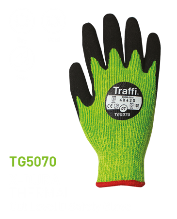 TG5070 X-Dura Thermal Latex Glove