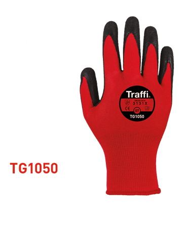 TG1050 X-Dura Latex Glove