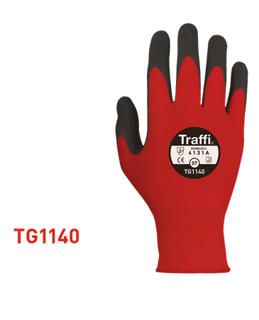 TG1140 Microdex Ultra Nitrile Glove