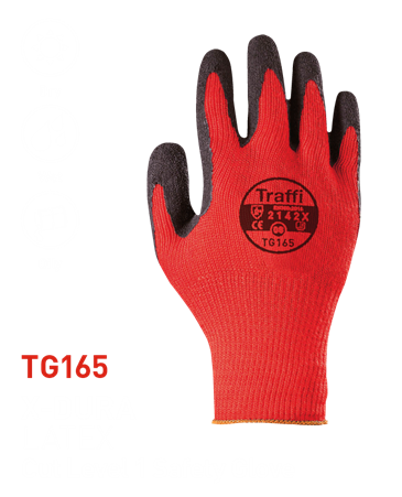 TG165 X-Dura Latex Glove