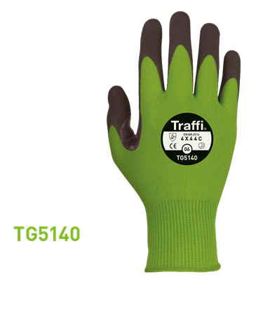 TG5140 Microdex Ultra Nitrile Glove